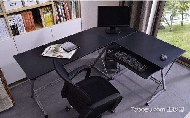 家用个性转角办公桌设计要点