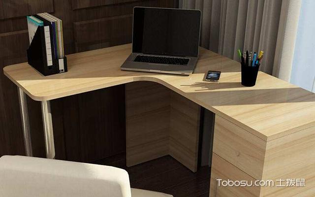 家用个性转角办公桌设计