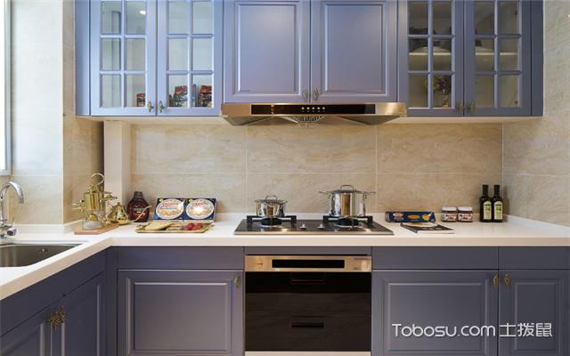 厨房装修材料如何选
