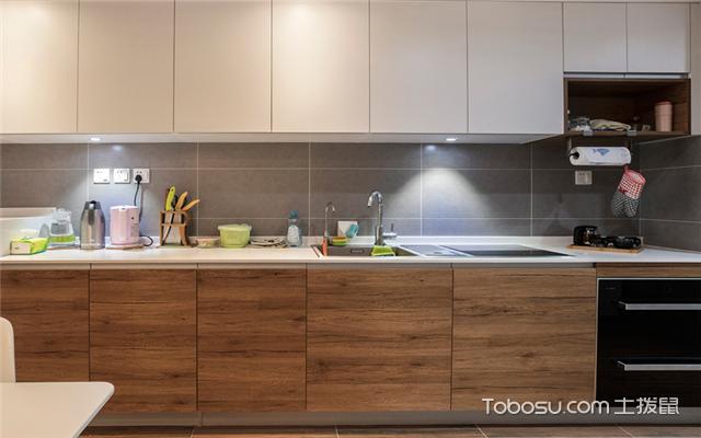 厨房装修材料选择