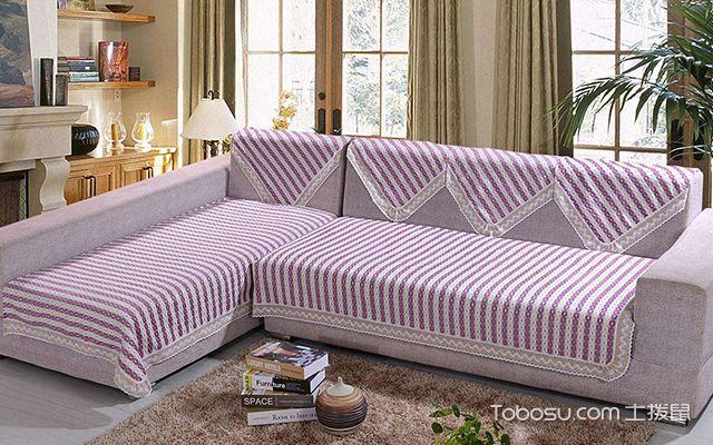 沙发罩的样式图片1