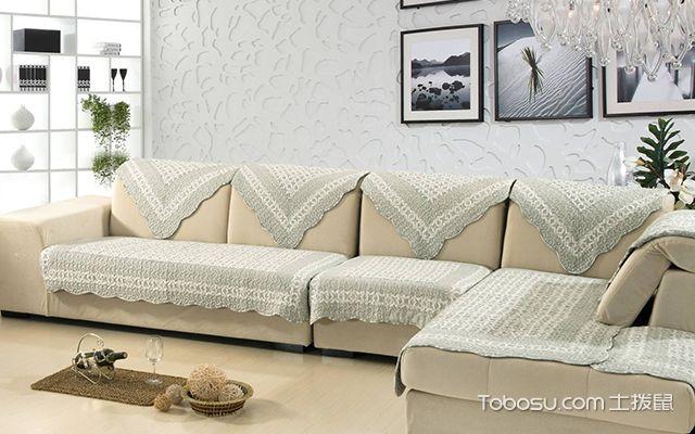 沙发罩的样式图片4