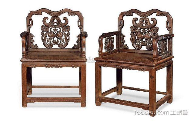 明式家具椅子有哪几种太师椅
