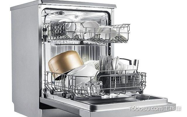 洗碗机怎么用加水