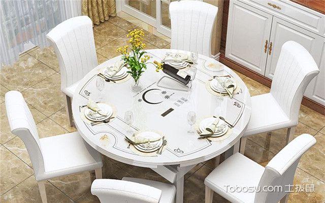 玻璃折叠餐桌好吗