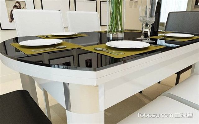 餐桌用钢化玻璃面好吗