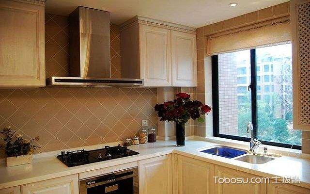 厨房用什么窗帘好
