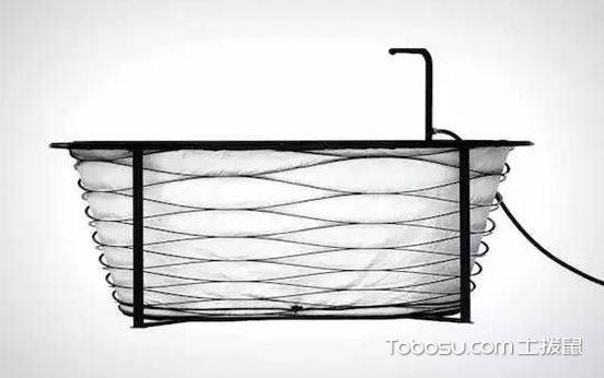 可折叠浴缸怎么样_土拨鼠装修经验