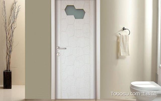 卫生间门用什么材质好—塑钢门