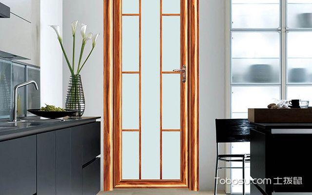 卫生间门用什么材质好—铝合金门