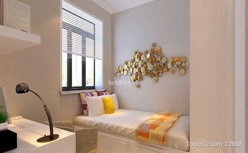 小户型卧室装修案例,小而美的休憩地