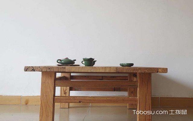 废旧门板diy制作客厅茶几的步骤