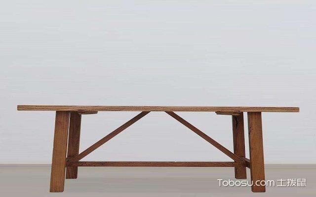 废旧门板diy制作客厅茶几的步骤怎么做
