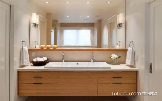 怎样选择浴室柜
