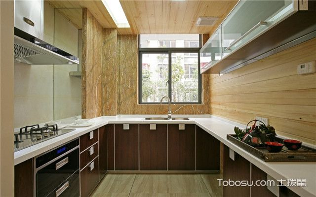 家庭厨房设计要求