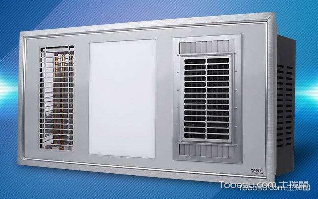 风暖浴霸安装位置墙面