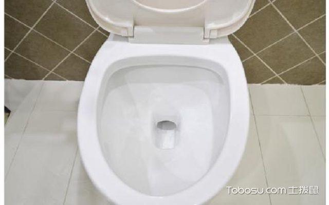 马桶清洁哪里是重点水量