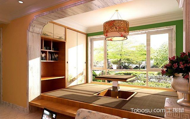 日式全屋定制装修搭配木质