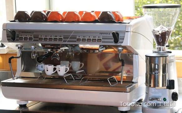 半自动咖啡机的使用方法