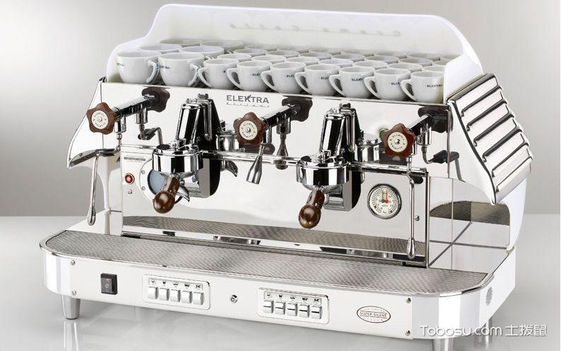 半自动咖啡机的保养