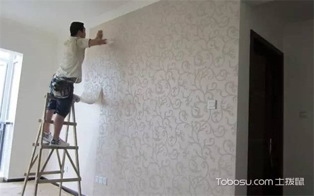 墙纸起泡怎么办