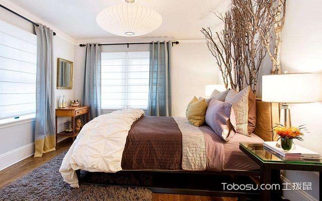卧室装修效果图搭配