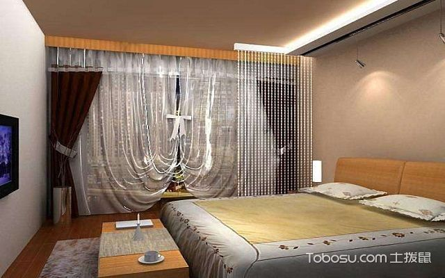 卧室装修效果图的设计方法