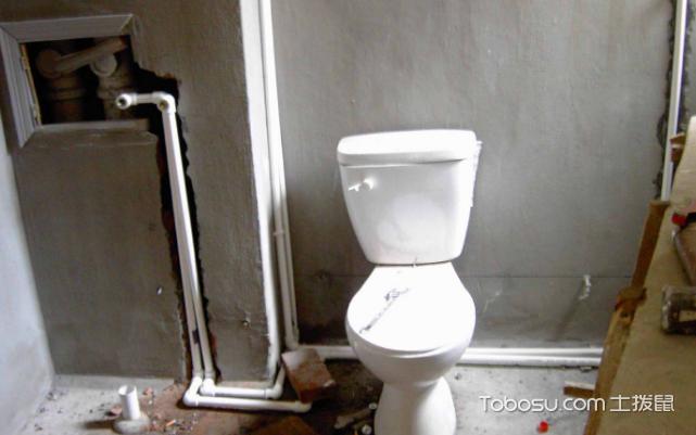 卫生间水管安装知识