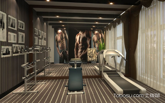 家庭健身房设计要点