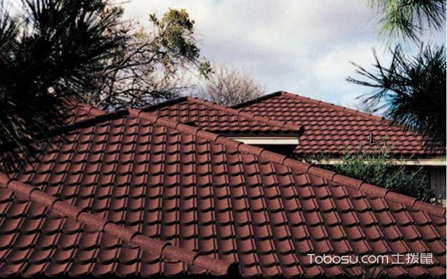 彩石金属瓦安装方法
