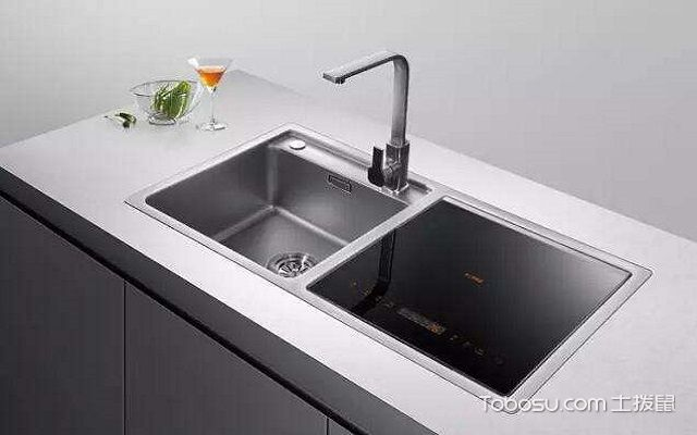 美的水槽洗碗机