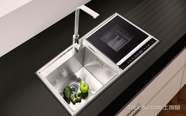 美的水槽洗碗机怎么样