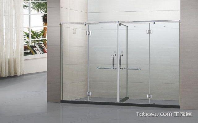 家庭淋浴房玻璃清洗妙招