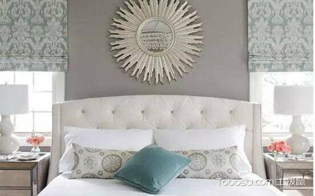 太阳女神风格卧室