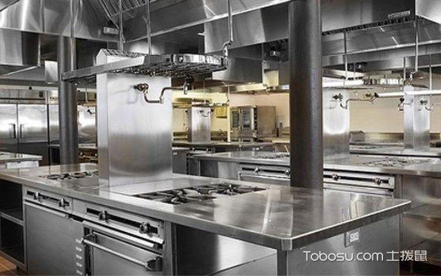 大饭店厨房装修注意事项,有哪些