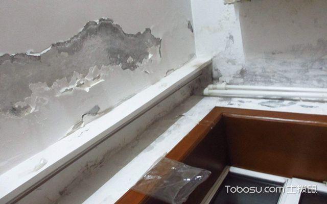 楼顶漏水的原因