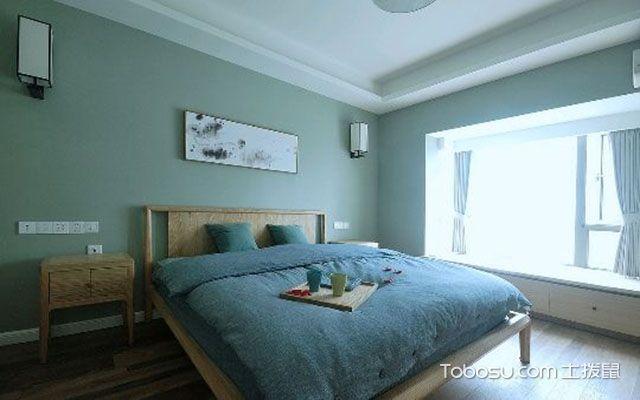 房屋设计图卧室图片新中式风格