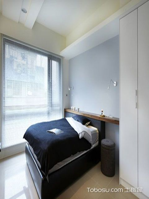 房屋设计图卧室图片工业风格