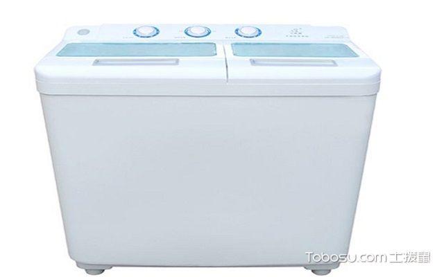 双桶洗衣机图片