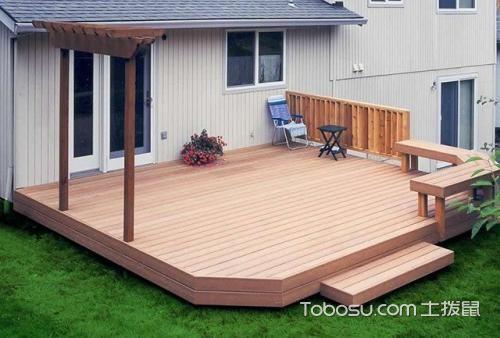 塑木地板如何安装