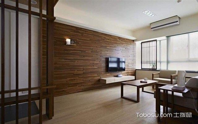 客厅装修日式风格