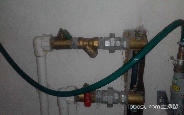 普通地热回水管不热正常吗