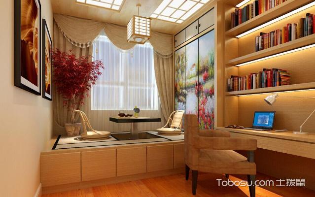 5平米书房如何装修
