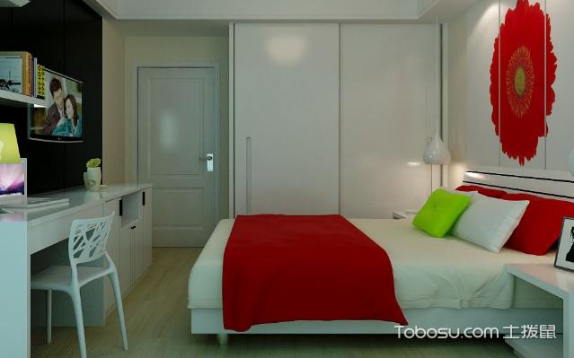 60平米两室一厅3万元预算装修案例