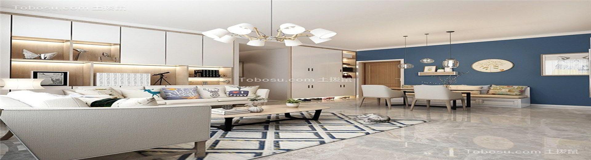 北歐風格瓷磚效果圖,精致細節構造完美居室