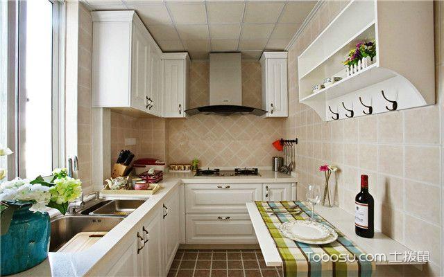 小户型厨房装修