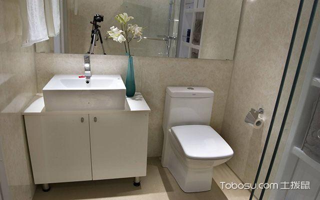 整体浴室_土拨鼠装修经验