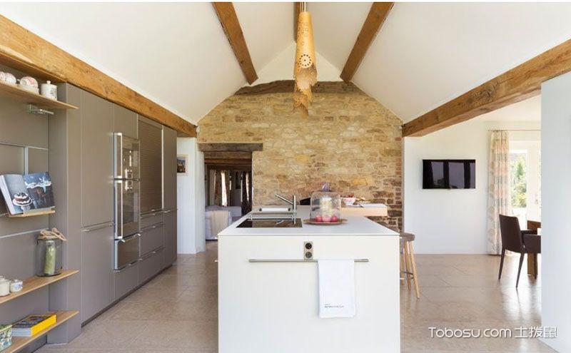 厨房吊顶装修效果图,原来这样的设计最经典