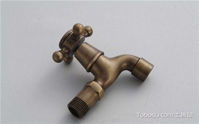 铜的水龙头