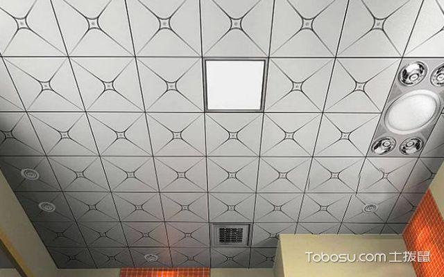 铝扣板吊顶怎么安装—案例图2